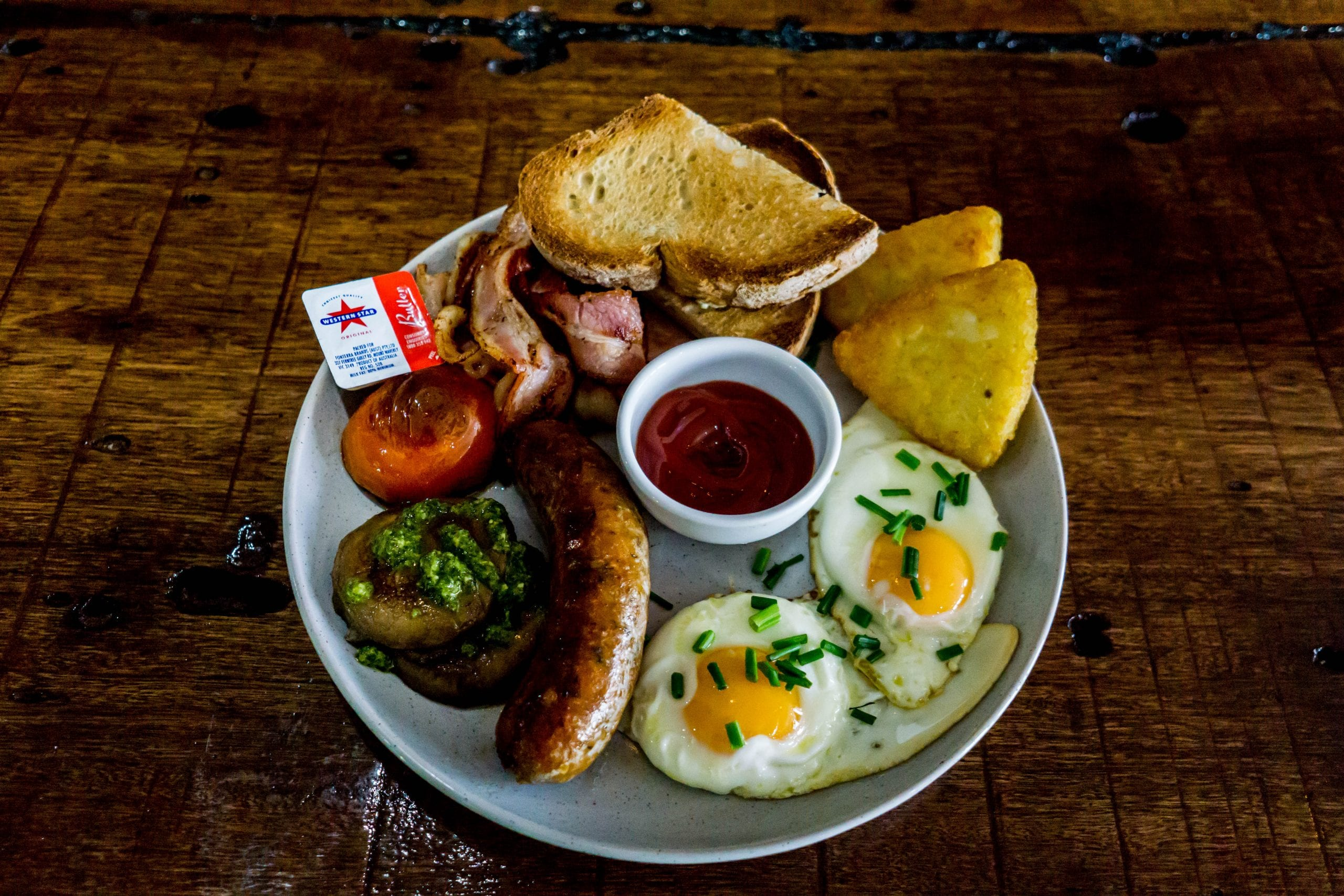 Farmers Big Breakfast